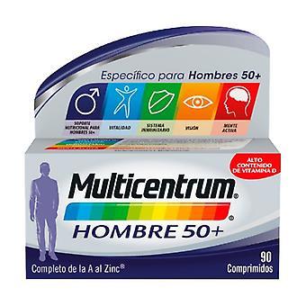 Multicentrum Man 50+ 90 tablets