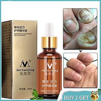 Nail and Foot Whitening Toe Nail Fungus Removal - Feet Care Nail Gel