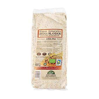 Precooked Soft Wholemeal Oat Flakes Eco 500 g