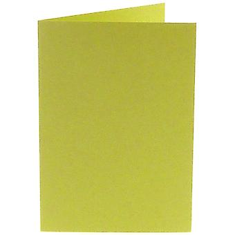 Papicolor Soft Green A6 Tarjetas Dobles