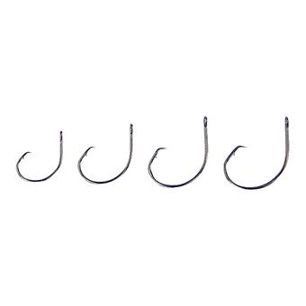 Swimerz Inline Circle Hook Black Nickel Value Pack Of 15