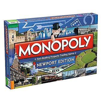 Newport Monopoly Board Game