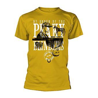Peaky Blinders Musztarda Oficjalna Koszulka Unisex