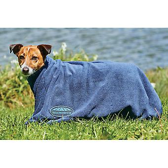 Weatherbeeta Comfitec Dry-dog Bag - Navy Blue