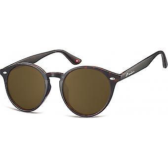 """משקפי שמש יוניסקס פנטו חתול.3 חום (""""s20b"""")"""