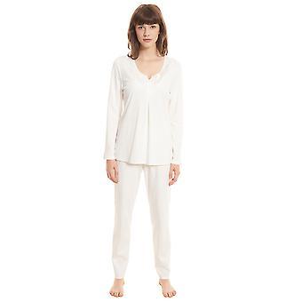Féraud High Class 3201182-11697 Women's Ivory Cotton Pyjama Set