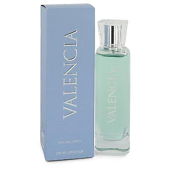 Швейцарский арабский валенсия eau de parfum спрей (унисекс) от swiss arabian 546350 100 мл