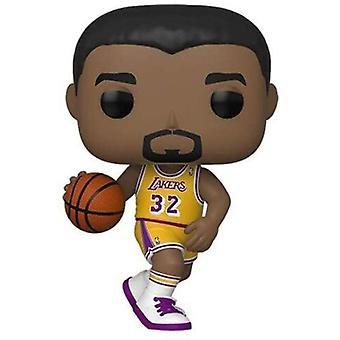 NBA Legends Magic Johnson (Lakers Home) Pop! Vinyl