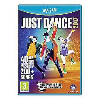 Just Dance 2017 Wii U -peli