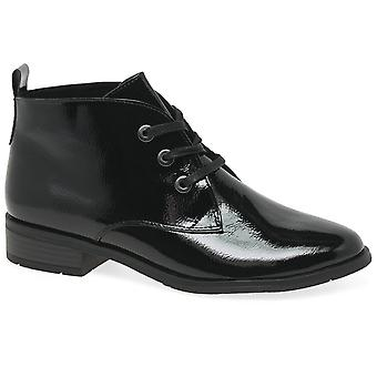 Marco Tozzi Maleficent Womens Ankle Boots