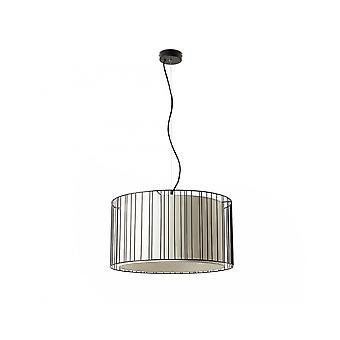 Linda Black Pendant Lamp