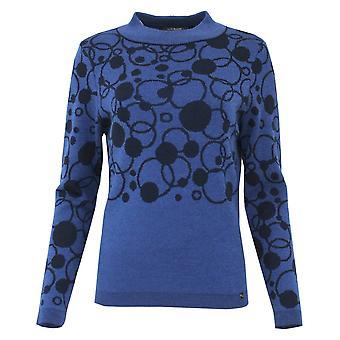 GOLLEHAUG Gollehaug Blue Sweater 2024 11019