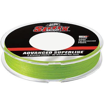 Sufix 150 Yard 832 Advanced Superline Braid Fishing Line - Neon Lime