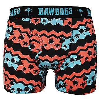 Bawbags Originals Lasten Palmy Boxer Shortsit - Multi - 4