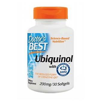 Medici Miglior Ubiquinol Con Kaneka's QH, 200 mg, 30 Softgels
