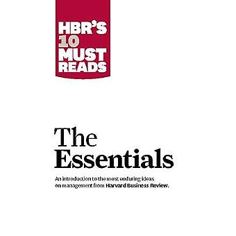 HBR'S 10 Must Reads - The Essentials by Harvard Business Review - 9781