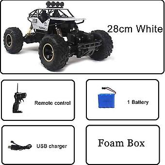 4wd Rc Car,toys Buggy Off-road Remote Control Trucks -toys
