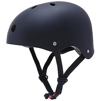 स्केटबोर्डिंग हेलमेट- आउटडोर साइकिल साइकिलिंग हिप हॉप रोलर स्केटिंग हेलमेट