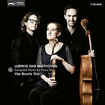 Opere complete per pianoforte Trio [CD] importazione USA
