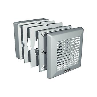Window installation kit for Punto M extractor fans