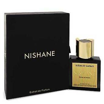 Nishane Suede Et Saffron By Nishane Extract De Parfum Spray 1.7 Oz (women) V728-550416