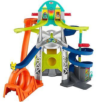 Fisher-Price, Playset - Lançamento de Rodas e Loop