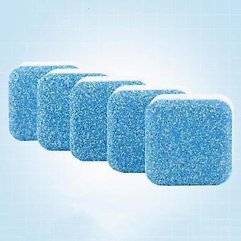 Šumivá tableta pro čištění pračky