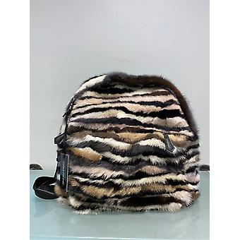 Sam-rone Woman Multicolored Backpack