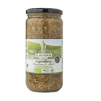Organic Cooked Lentils 570 g