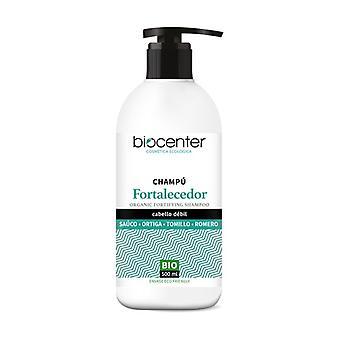Strengthening Shampoo Elder Nettle Thyme Rosemary Bio 500 ml