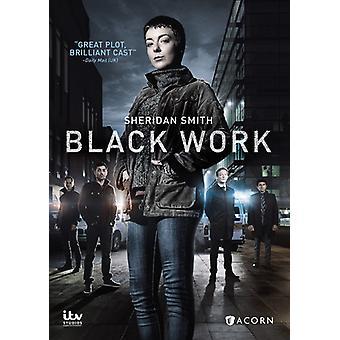 Sort arbejde [DVD] USA importerer