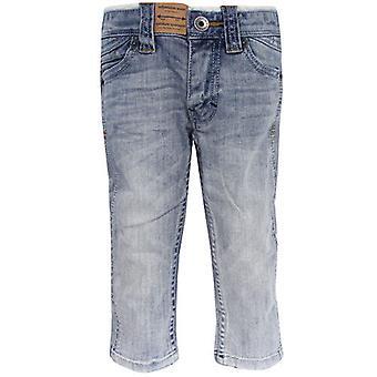 Timberland Slim Fit Αγόρια Παιδιά Νήπια Νέοι Juniors Μπλε Τζιν T4651 404 UA108