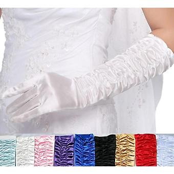Nevesta Svadobné svadobné rukavice