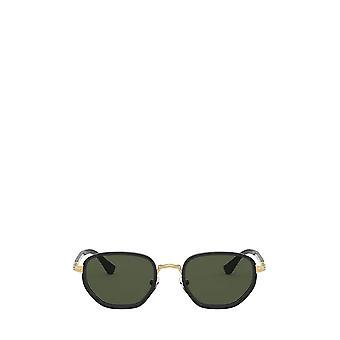 Persol PO2471S oro y gafas de sol masculinas negras