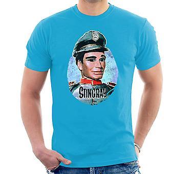 Stingray Troy Tempest Men's T-Shirt
