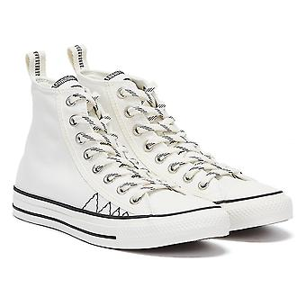 Converse All Star Basketball Utility Hi Mens White / White Trainers