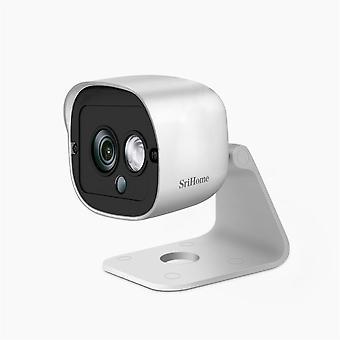 SriHome SH029 3MP 1296P واي فاي 2 الطريق الصوت HD فيديو فيديو كاميرا فيديو CCTV AP الساخنة رصد دعم SD سيارة