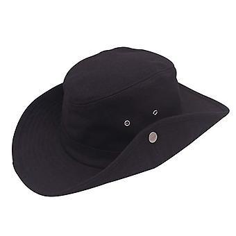 Winter Men's Cotton Canvas Cowboy Hats