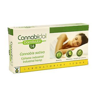 Cannabidol Dormibidol 14 capsules