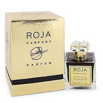Roja Aoud Extrait De Parfum Spray (Unisex) By Roja Parfums 3.4 oz Extrait De Parfum Spray