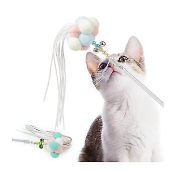 Het speelgoed van de kat met zachte bal - Het speelgoed van de kat