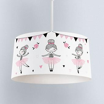 Child Bedroom Pendant Lamp  (other Other White)