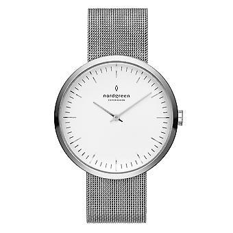 Nordgreen In32simesixx White Dial Ladies Analog Watch