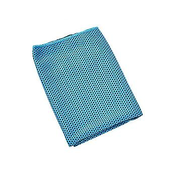 Quick Drying And Portable Cooling Microfiber Towel For Yoga And Gym