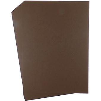Sweet Dixie Chocolate Cardstock A4 (240 gsm) (25)