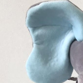 Kurkista elefantti täytetty pehma nukke sähkö lelu