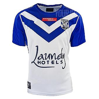 Bankstown Bulldogs 1985 Retro Rugby Jersey