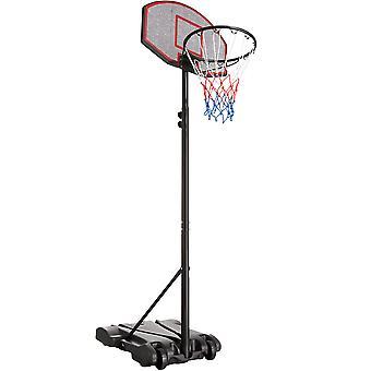 tectake Basketkurv Harlem - sort