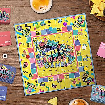 Gift republic - totally 90's board game