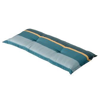sofa cushion Stripe 180 x 48 x 7 cm Polycotton green
